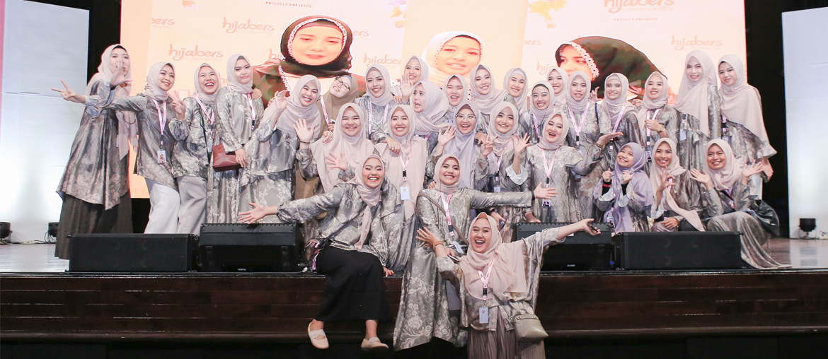 HC DAY 2019 –  Muslimah as an Agent of Change